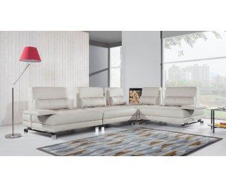 Кожаный модульный диван Mediolan (Мэдиолан)