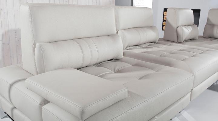 Кожаный модульный диван Mediolan (Мэдиолан) - 4