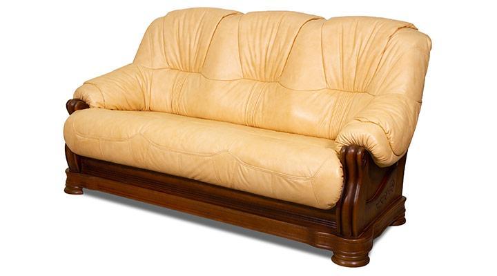 Кожаный диван Барон - 2