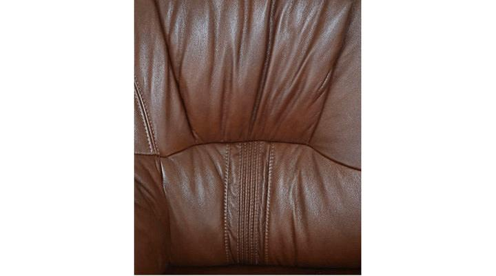 Кожаный двухместный диван Граф - 3