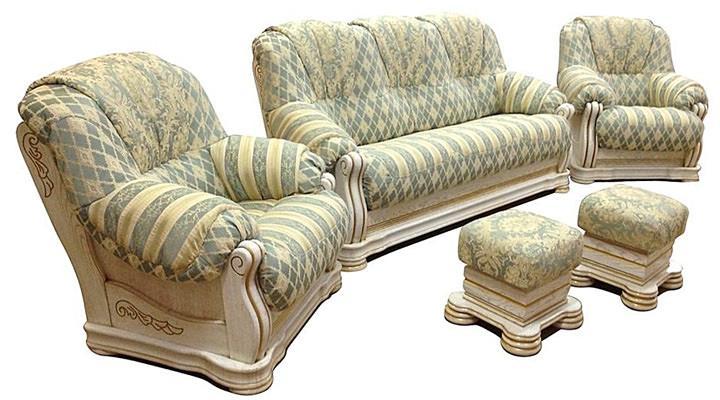 Кресло Граф - 2