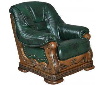 Кожаное кресло Ричард