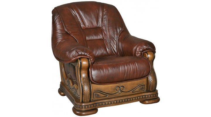 Кожаное кресло Герцог - 4