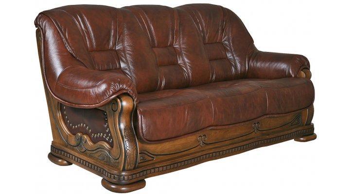 Кожаный диван Ричард - 3