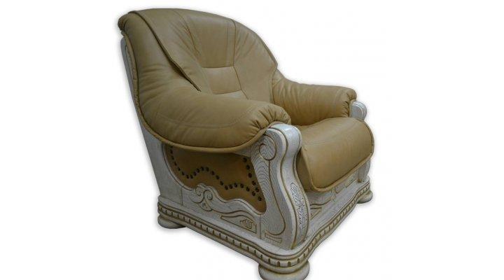 Кожаное кресло Герцог - 3
