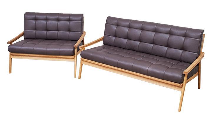 Двухместный диван Кеми - 2