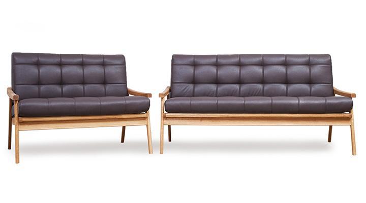 Двухместный диван Кеми - 4