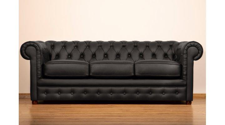 Кожаный диван Честер Классик - 2