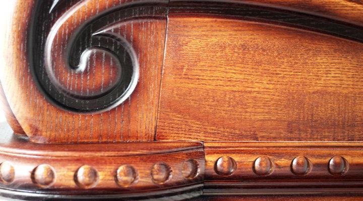Кожаный угловой диван Гризли 298 - 13