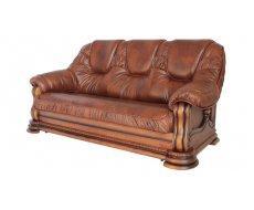 Кожаный диван Гризли