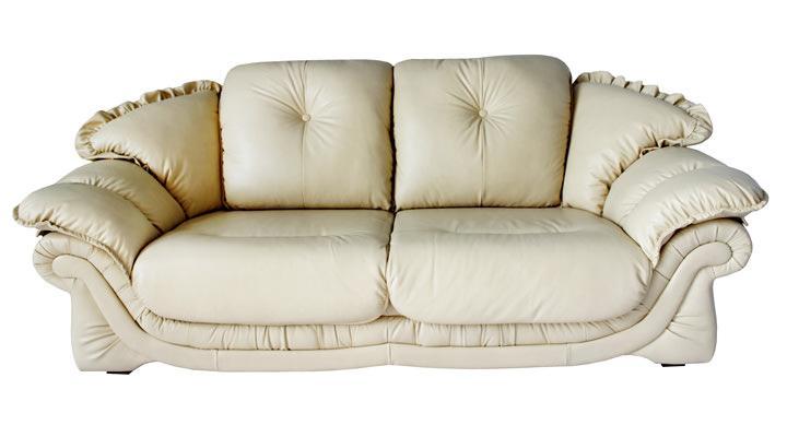 Кожаный двухместный диван Лоретта - 3