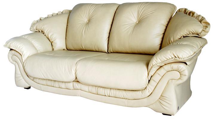 Кожаный двухместный диван Лоретта - 2