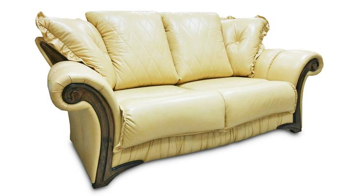 Кожаный диван Майфаер - 7