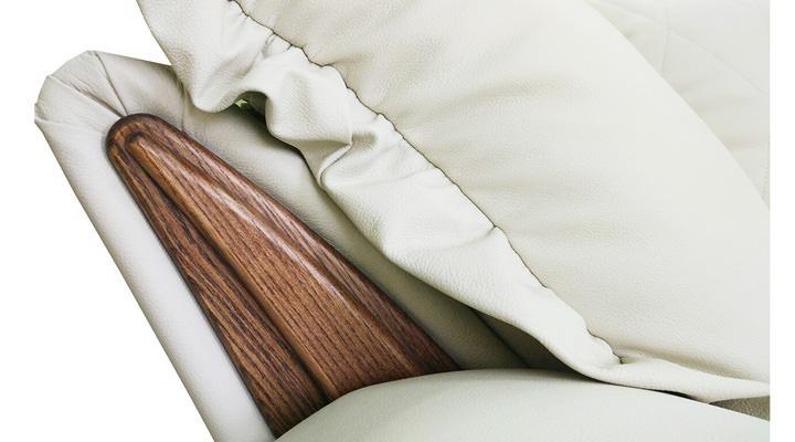 Кожаный двухместный диван Майфаер - 11