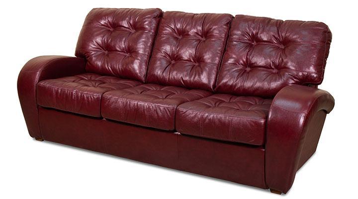 Кожаный диван Винс - 2