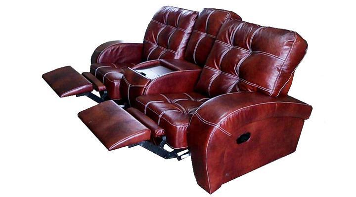 Двухместный диван реклайнер Винцент - 2