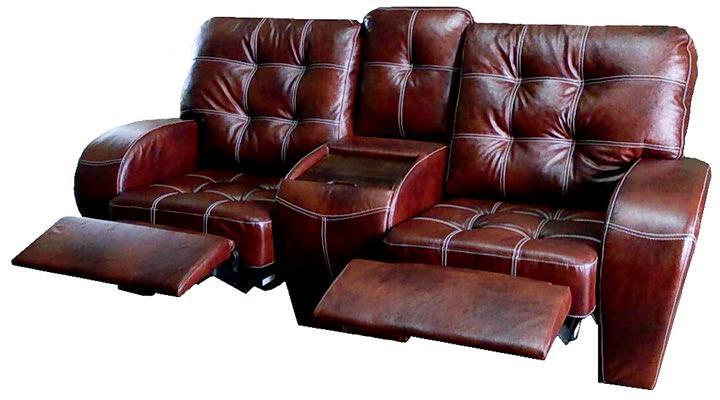 Двухместный диван реклайнер Винцент - 3