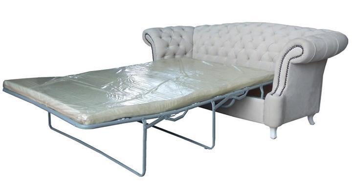 Кожаный двухместный диван Честер Глост - 3
