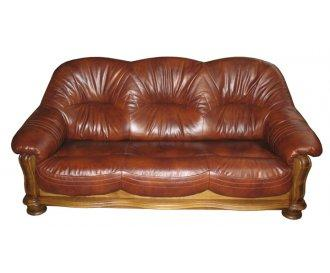 Кожаный диван Хаммер