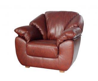 Кожаное кресло Харрисон