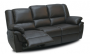 Кожаный диван реклайнер Alabama (Алабама) - 3