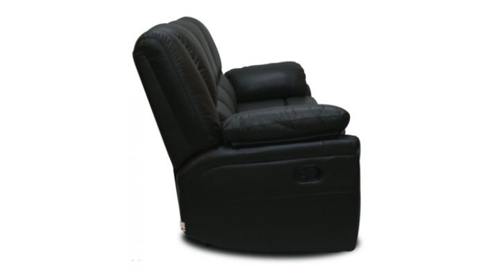 Кожаный диван реклайнер Alabama (Алабама) - 8