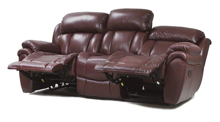 Кожаный диван реклайнер BOSTON (Бостон) - 4