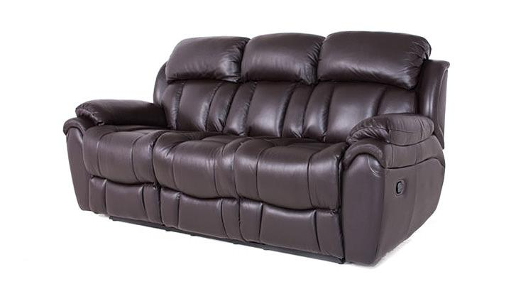 Кожаный диван реклайнер BOSTON (Бостон)