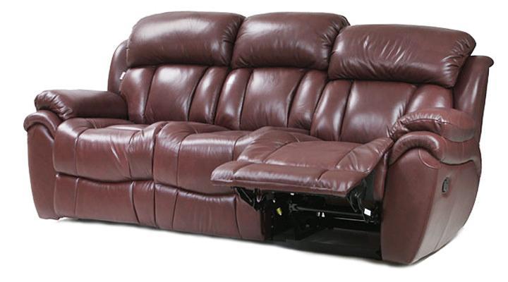 Кожаный диван реклайнер BOSTON (Бостон) - 3
