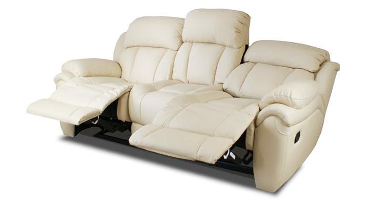 Кожаный диван реклайнер BOSTON (Бостон) - 2