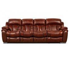 Шкіряний чотиримісний диван Бостон