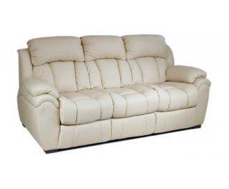 Кожаный диван Бостон