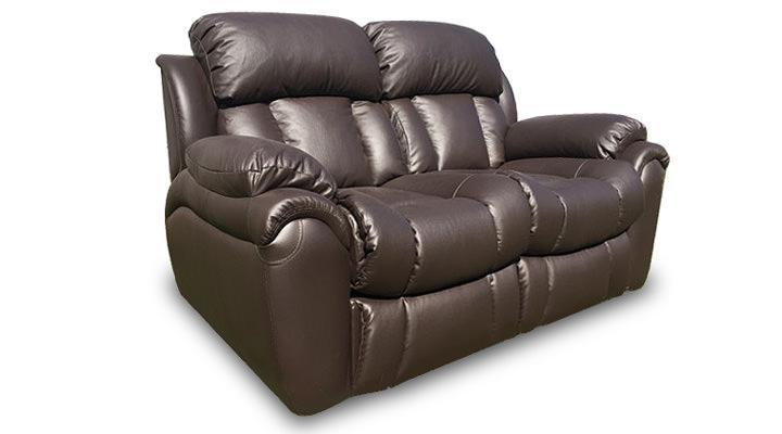 Кожаный двухместный диван Бостон - 2