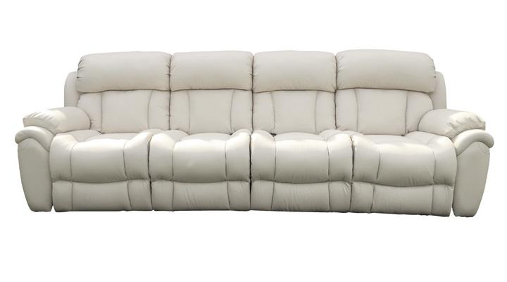 Кожаный четырехместный диван Бостон - 2