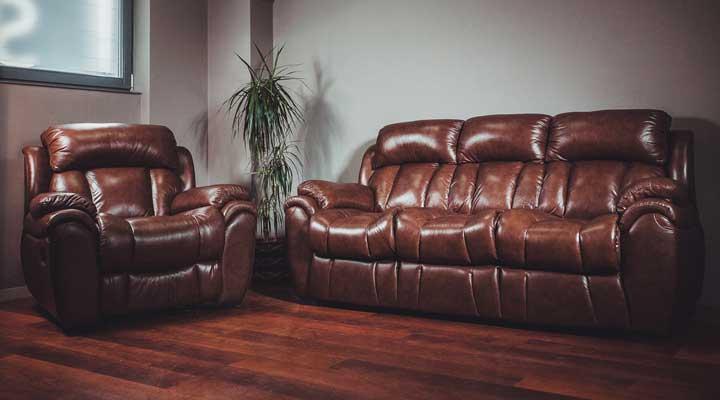 Кожаный диван Бостон - 2