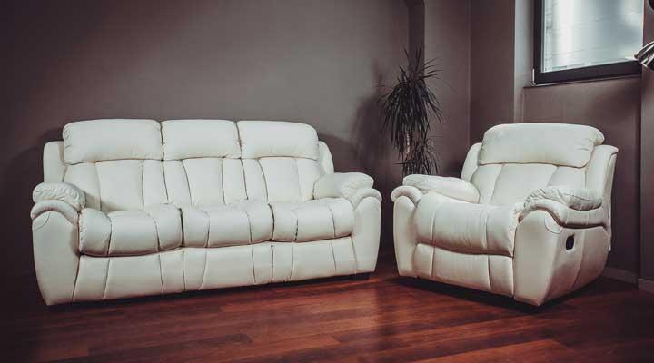 Кожаный диван Бостон - 4