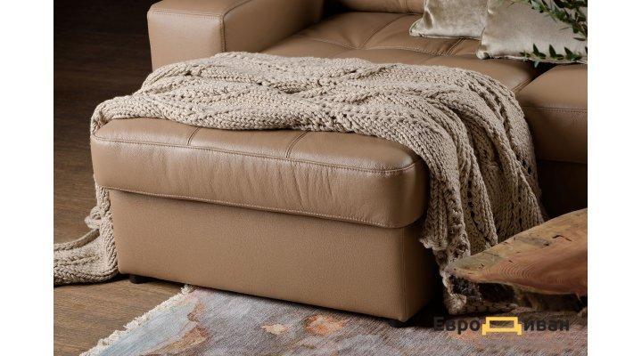 Кожаный угловой диван Калифорния В1-279 - 8