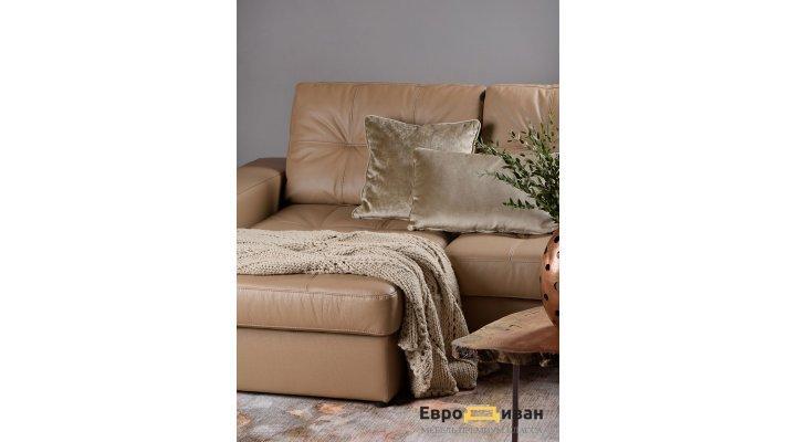 Кожаный угловой диван Калифорния В1-279 - 4