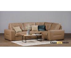 Кожаный угловой диван Калифорния В1-286