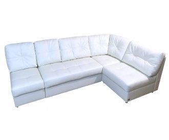 Кожаный угловой диван Калифорния 262