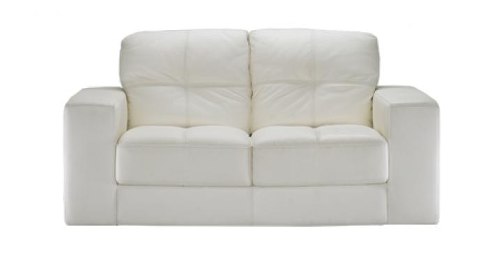 Кожаный двухместный диван Калифорния В1-180