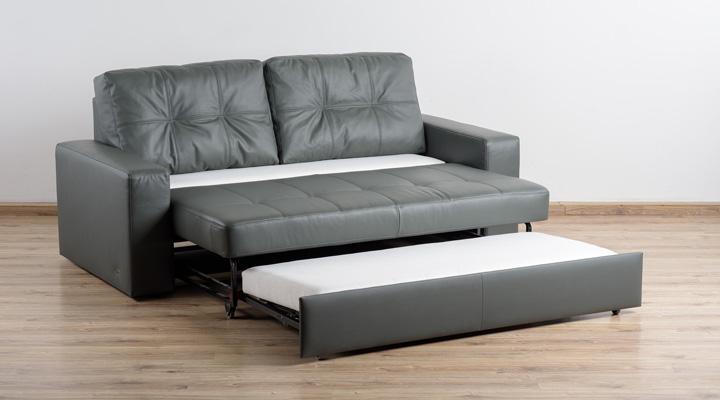Кожаный диван Калифорния - 4