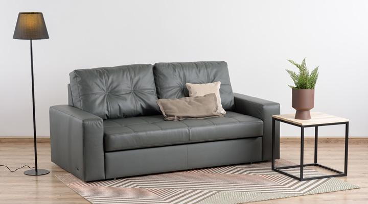 Кожаный диван Калифорния - 8