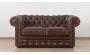 Кожаный двухместный диван Честер Чикаго - 2