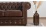 Кожаный двухместный диван Честер Чикаго - 4