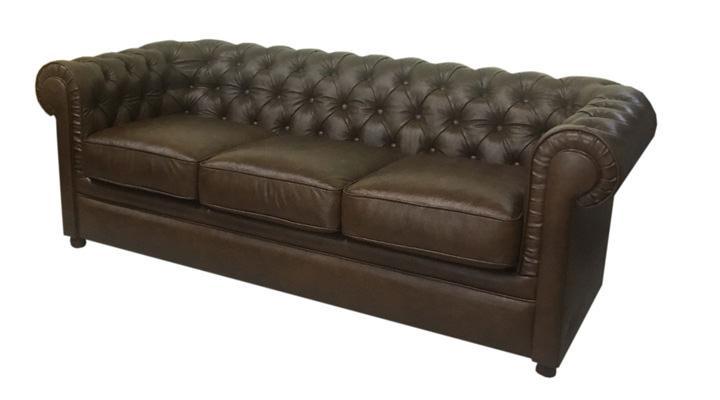 Кожаный диван Чикаго Честер - 2