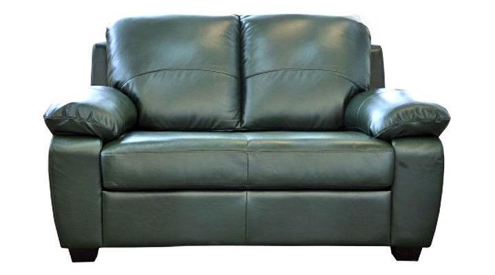 Кожаный двухместный диван Колорадо - 3