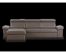 Шкіряний кутовий диван Клівленд B1-254