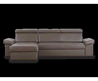 Кожаный угловой диван Кливленд B1-254