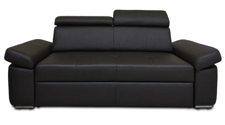 Кожаный двухместный диван Кливленд B9-188 - 4
